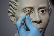 Through Art and Forensics, Faces of Unidentified Victims Emerge