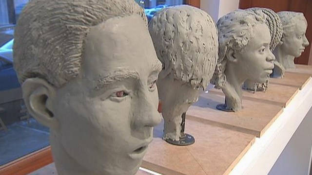 Could Students' Art Solve Mystery of Unidentified Bodies?