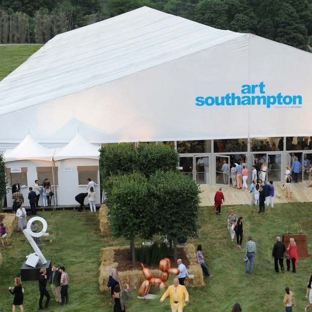 Buying Art at the Beach: What You Need to Know About the Hamptons' Fair Scene