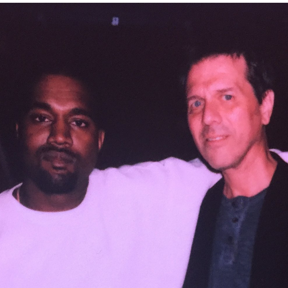 A Chat With The Painter Whose Work Inspired Kanye West's 'Famous'