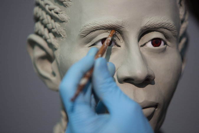 Art students pitch in to help medical examiner identify remains