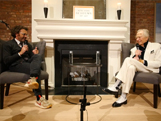 Grumpy Old Men: Tom Wolfe and  Tom Sachs Duke It Out Over Contemporary Art