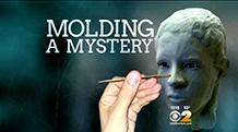 NYC Art Students Hoping To Mold Answers From Cold Case Murder Mysteries