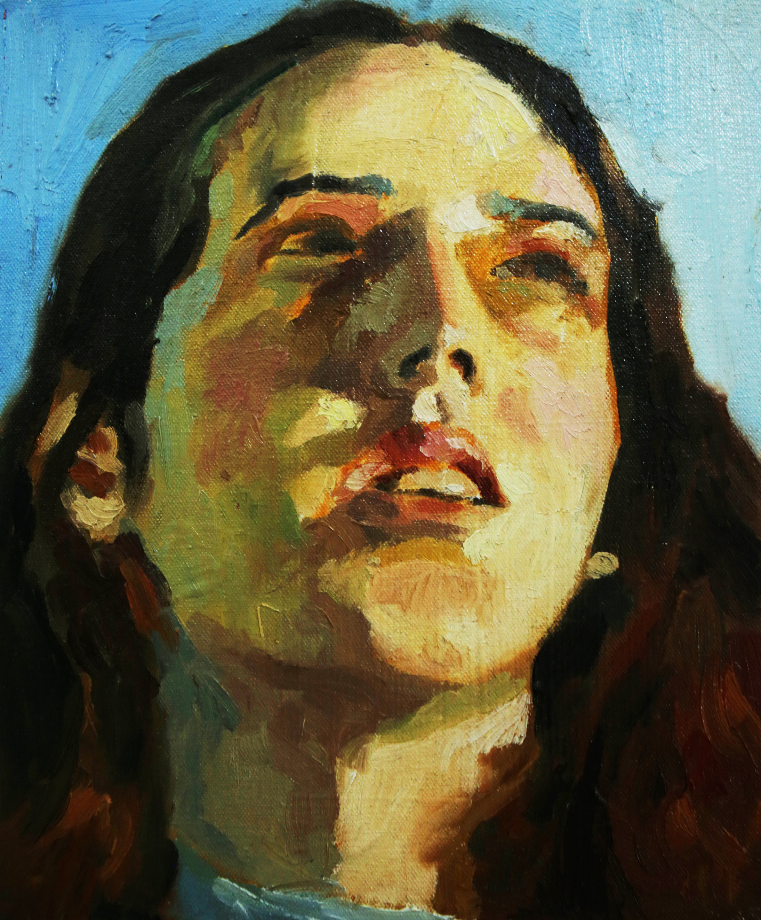 Contemporary Portraiture at Southampton Arts