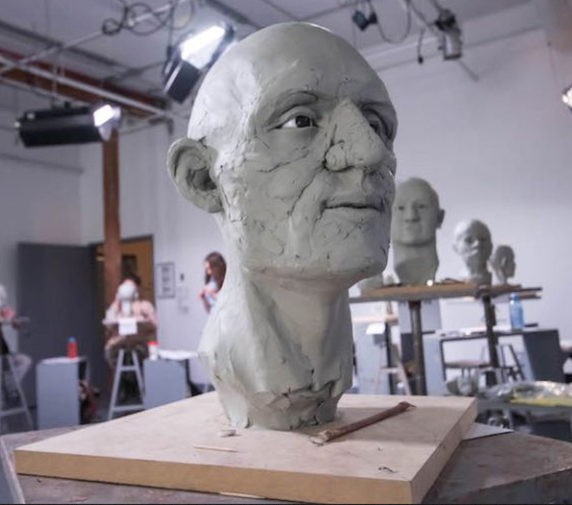 NYC art students reconstruct faces using skulls from real cold cases