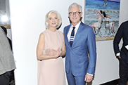 Having a Tribeca Ball - Van Cleef & Arpels toasts young artists.