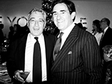 THE TRIBECA BALL HONORING PETER BRANT at The New York Academy of the Arts, New York
