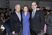 Robert De Niro, Mary Kate Olsen, and Brooke Shields Rub Elbows With Art Elite at Tribeca Ball