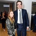 Robert De Niro, Brooke Shields, Mary-Kate Olsen, and More Bid on Art at the Tribeca Ball
