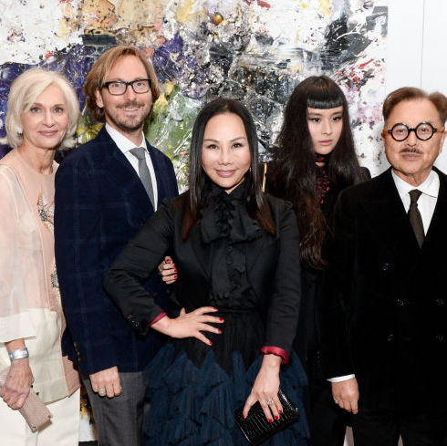 Naomi Watts, Brooke Shields, and More Stars Met Up-And-Coming Artists at the Tribeca Ball