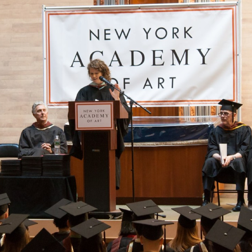 17 Tips for Aspiring Artists from the Year's Top Commencement Speeches