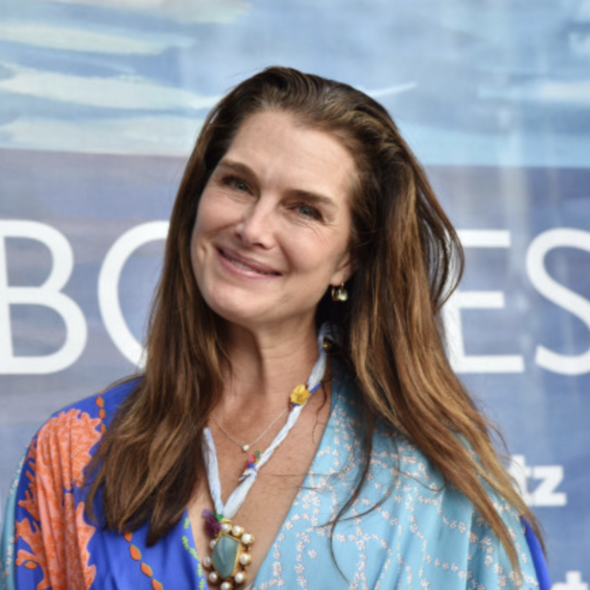 Brooke Shields, Newly Minted Curator, Shares Her Culture Obsessions
