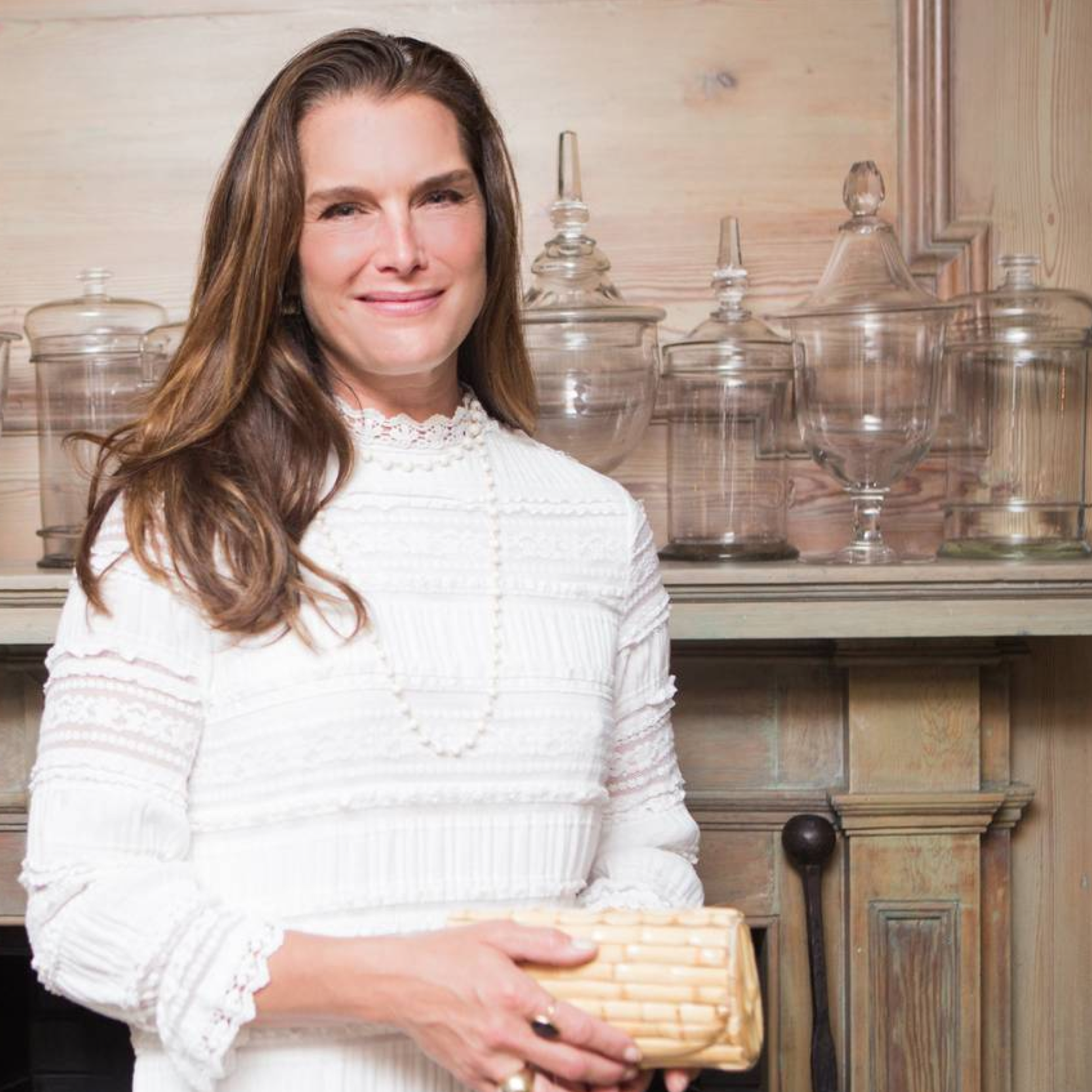 Brooke Shields Breaks Into the Art Business, Plus a Pop-Up