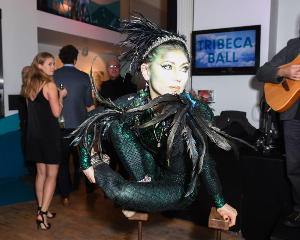 The Week in Art: Swizz Beatz at the Brooklyn Museum and the Wild Tribeca Ball