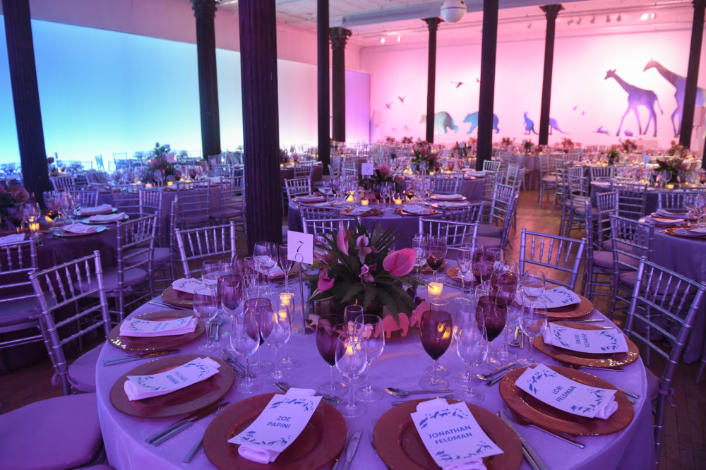 A Howling Success: New York Academy of Art Hosts 22nd Annual Tribeca Ball