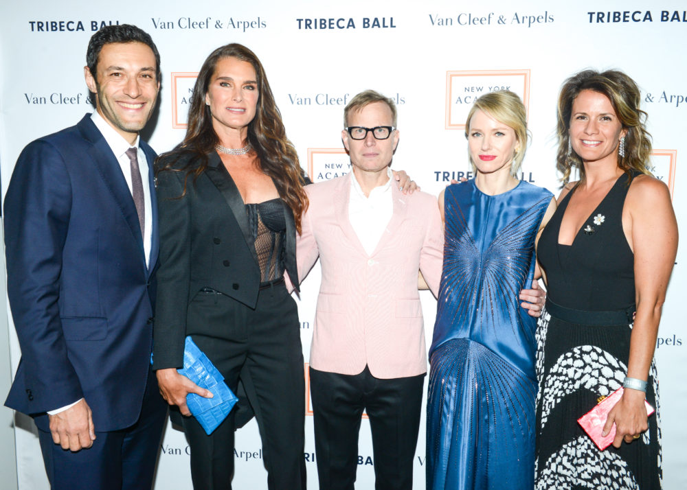 Naomi Watts, Brooke Shields, Nicole Miller & More Fete Will Cotton at the Academy of Art Tribeca Ball