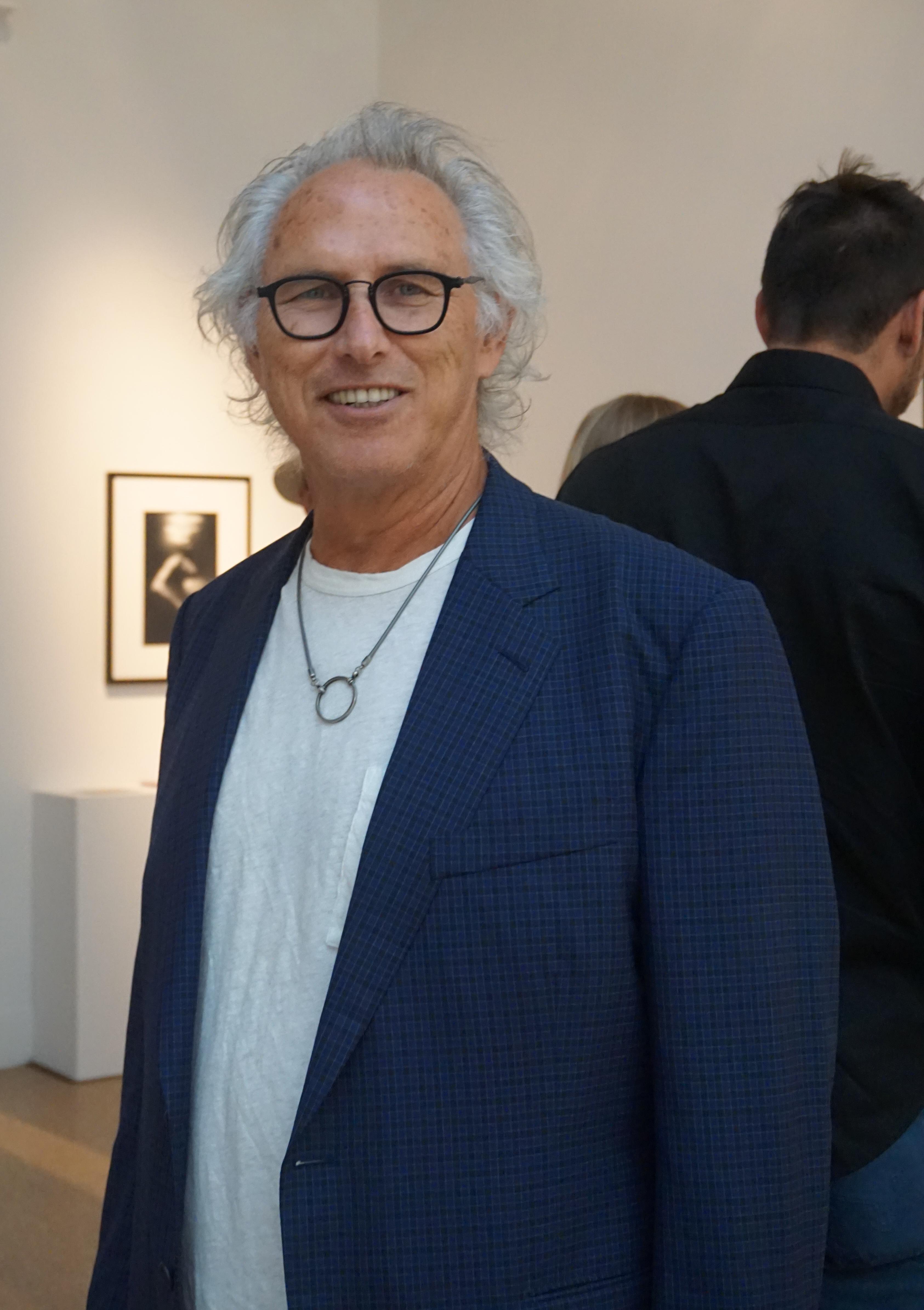 Eric Fischl Artist-in-Residence Teaching Residency