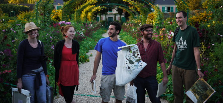 Giverny Residency