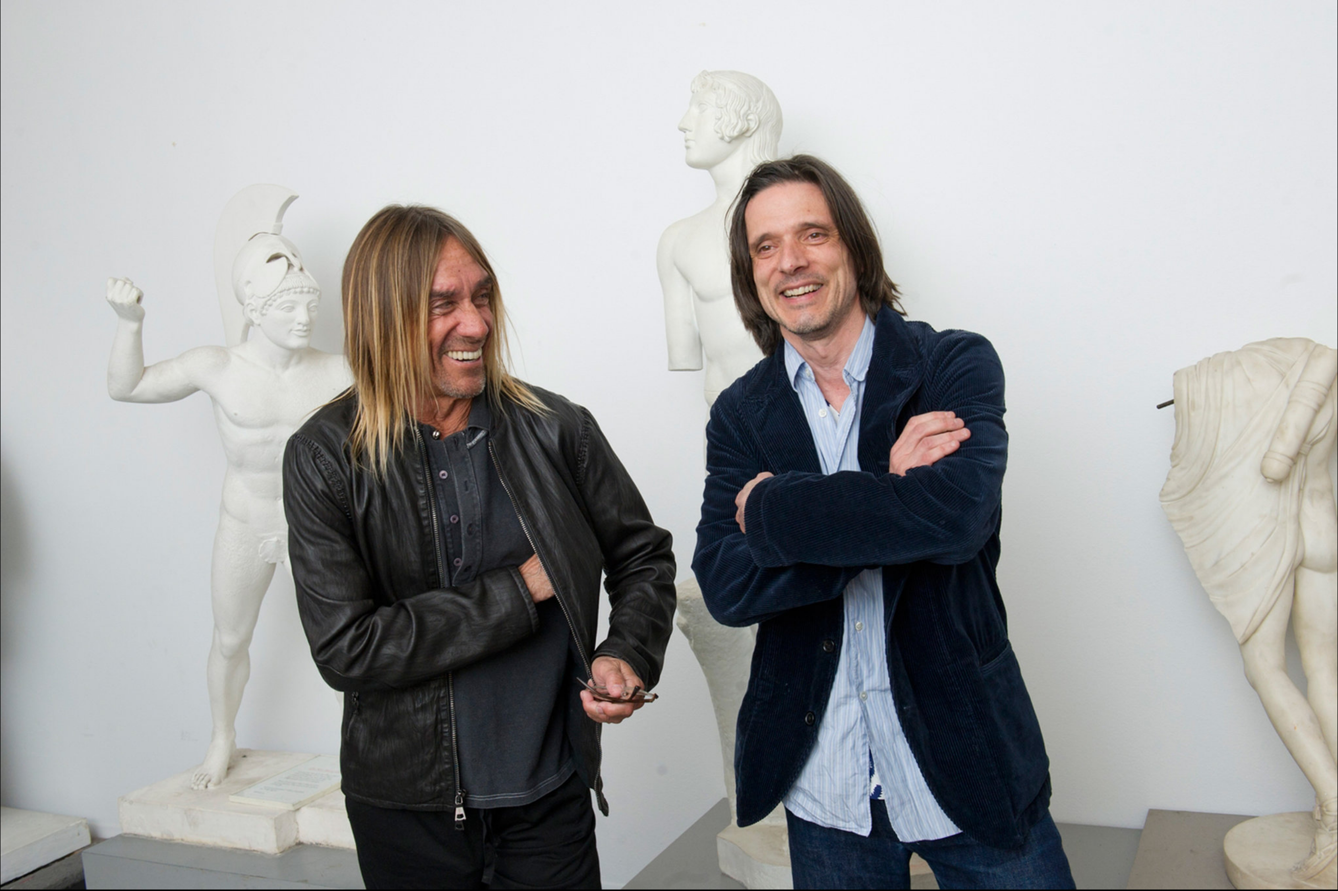 Iggy Pop: Musician, Icon — and Now, Live Nude Model