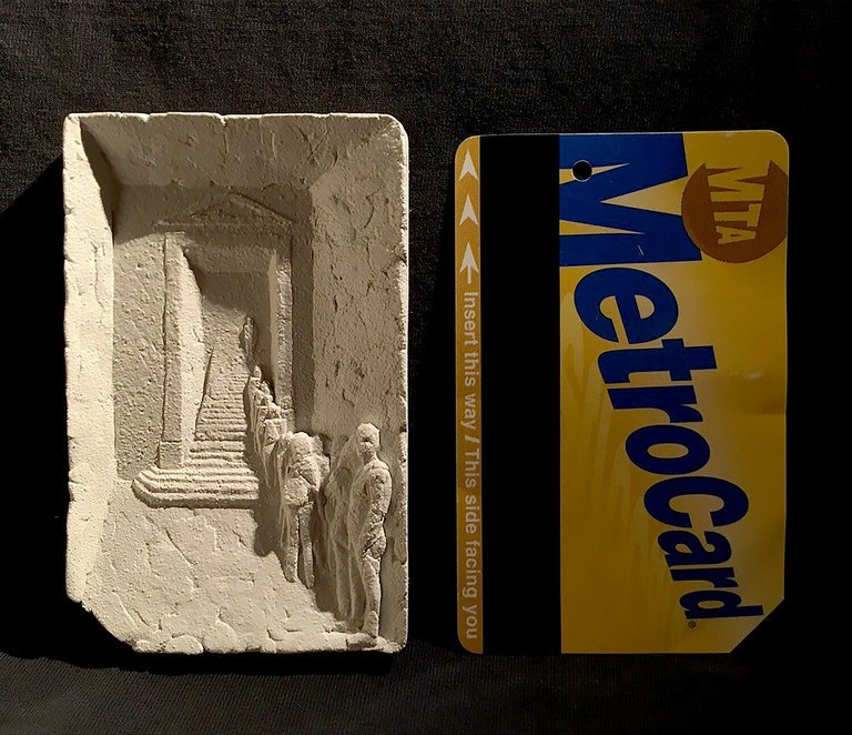 New York Today: An Art Show Made of MetroCards
