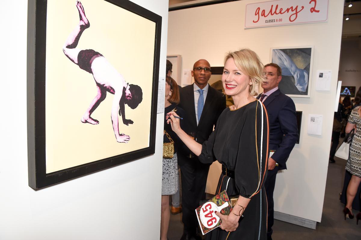 Take Home A Nude Honors Artist John Alexander, Raises $1.1 Million