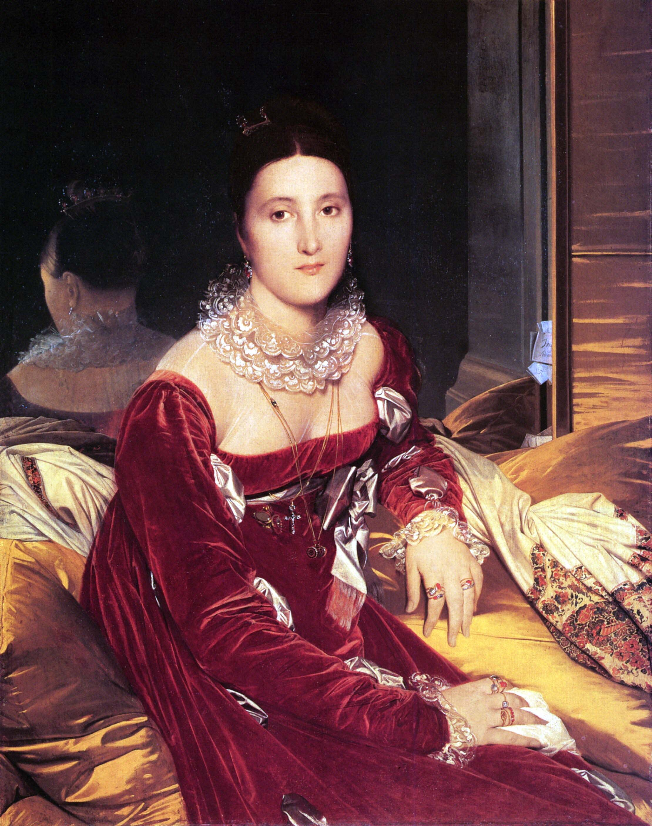 The Representation of Jewels in European Painting
