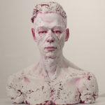 Eve Palguta (MFA 2017) Regrets of a Broken Heart, 2016 ceramic 19 x 18 x 11 inches