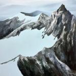 Gianna Putrino (MFA 2017) Thielsen, 2017 oil on canvas 48 x 40 inches