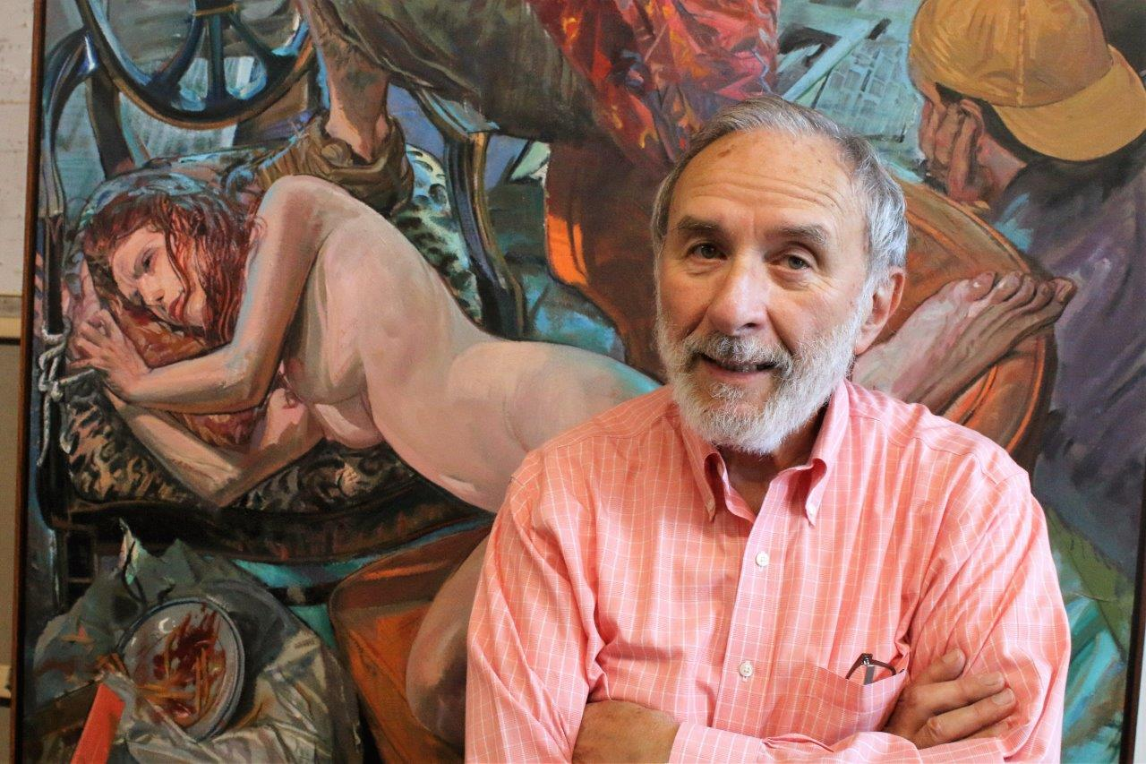 Artist Talk: Jerome Witkin