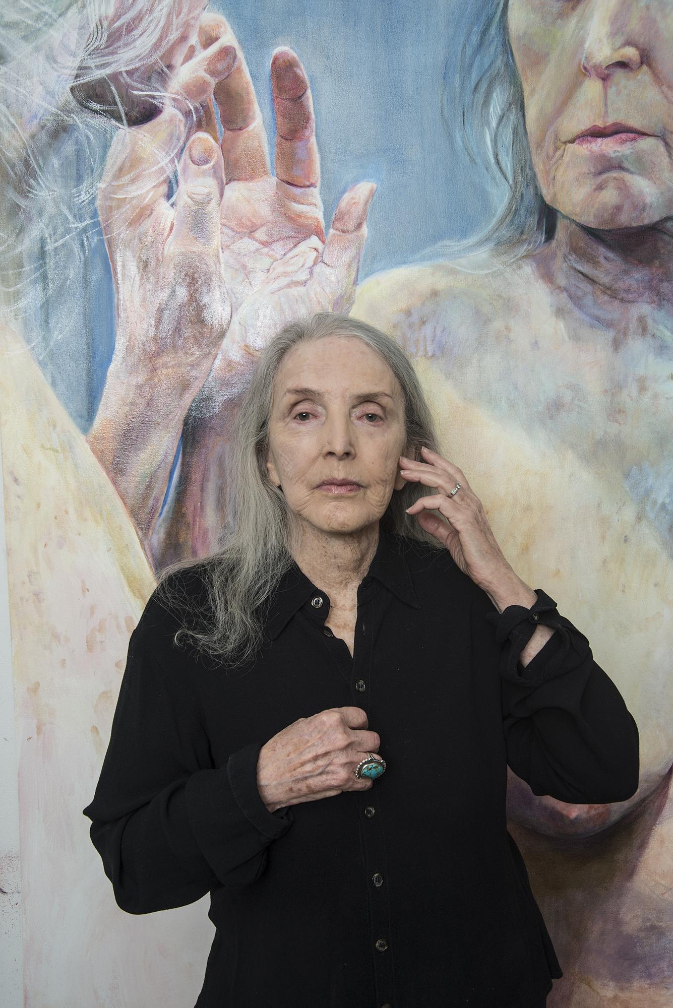 Artist Talk: Joan Semmel
