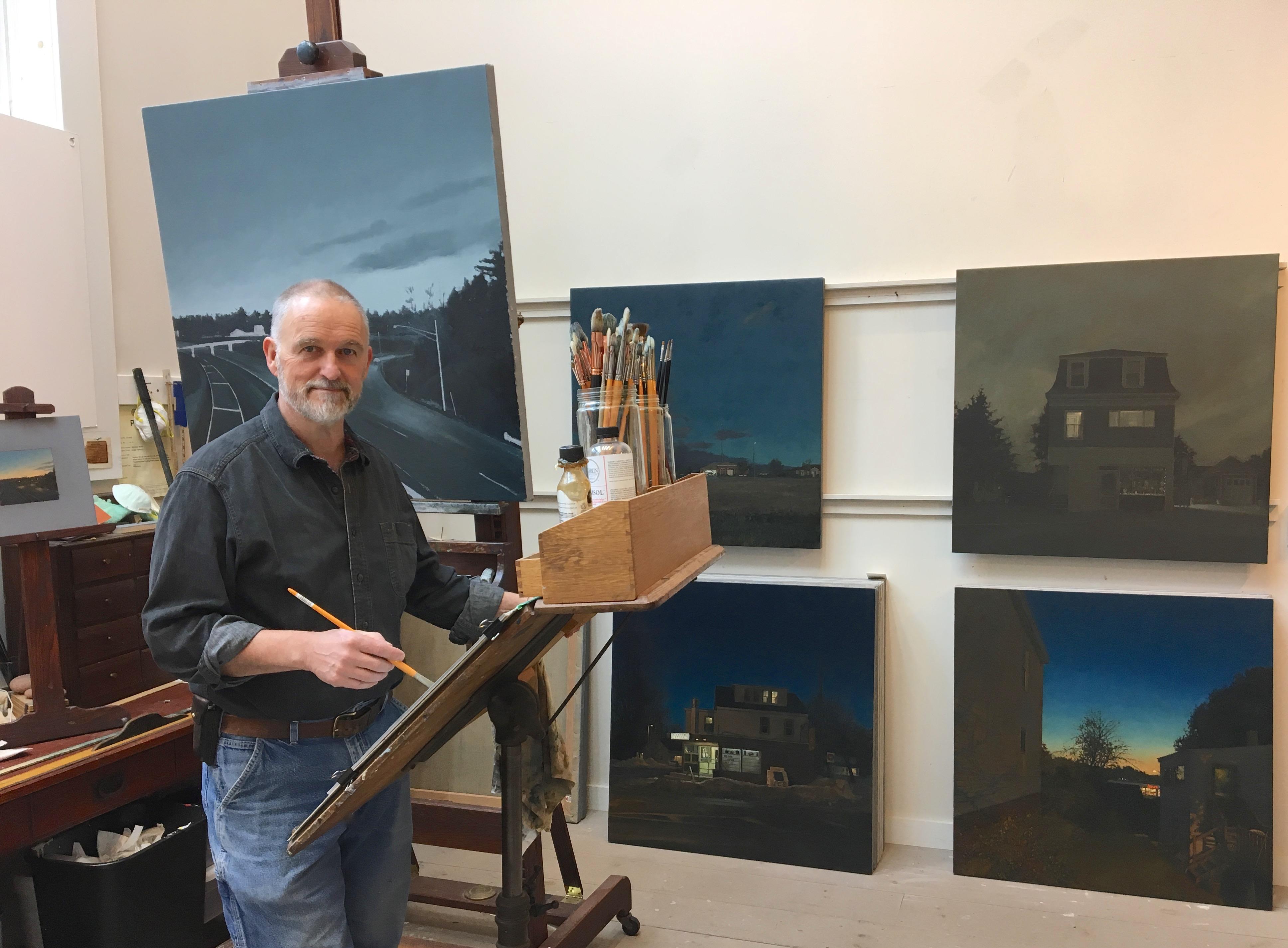 Artist Talk: Linden Frederick