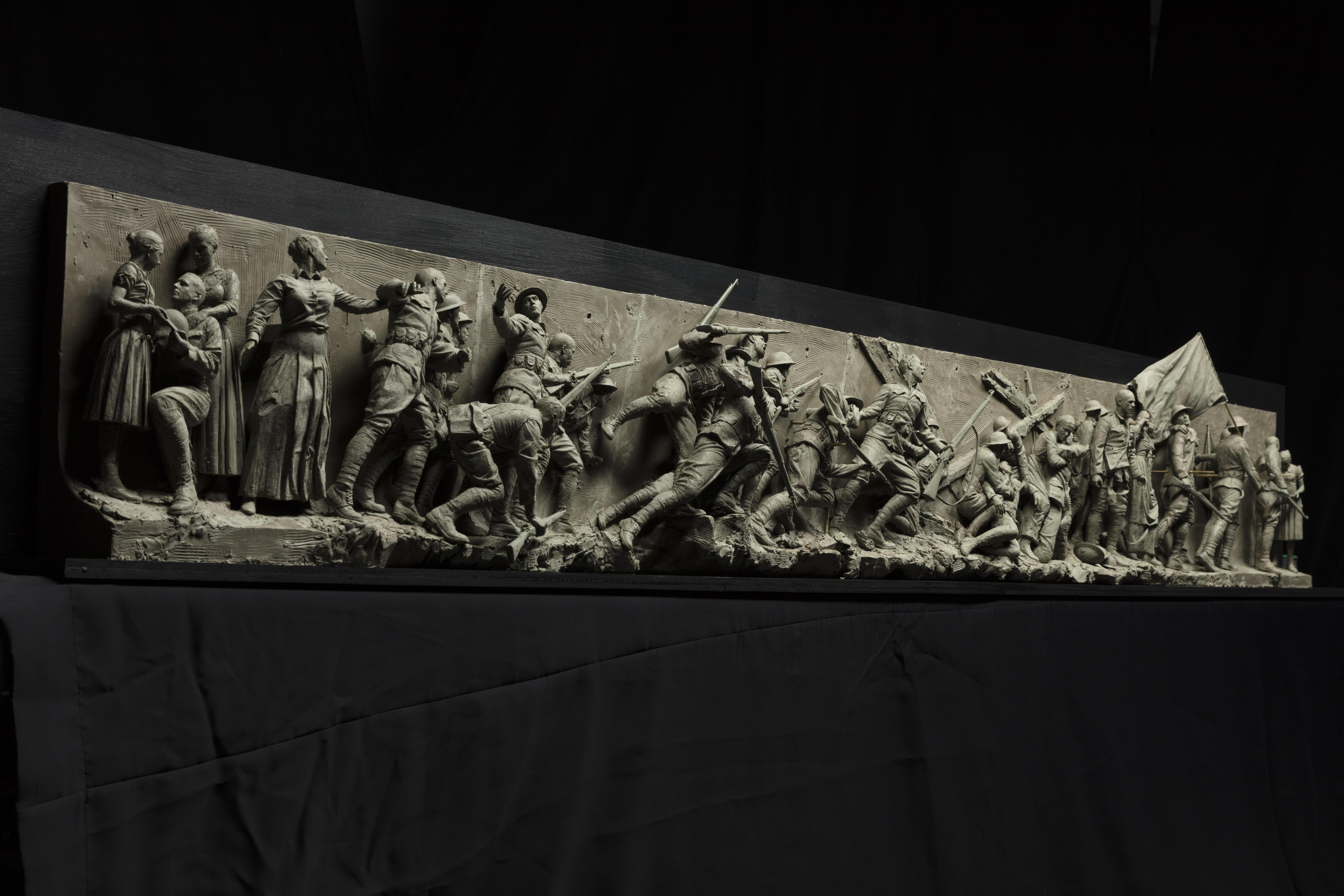 National World War I Memorial Public Viewing & Artist Lecture