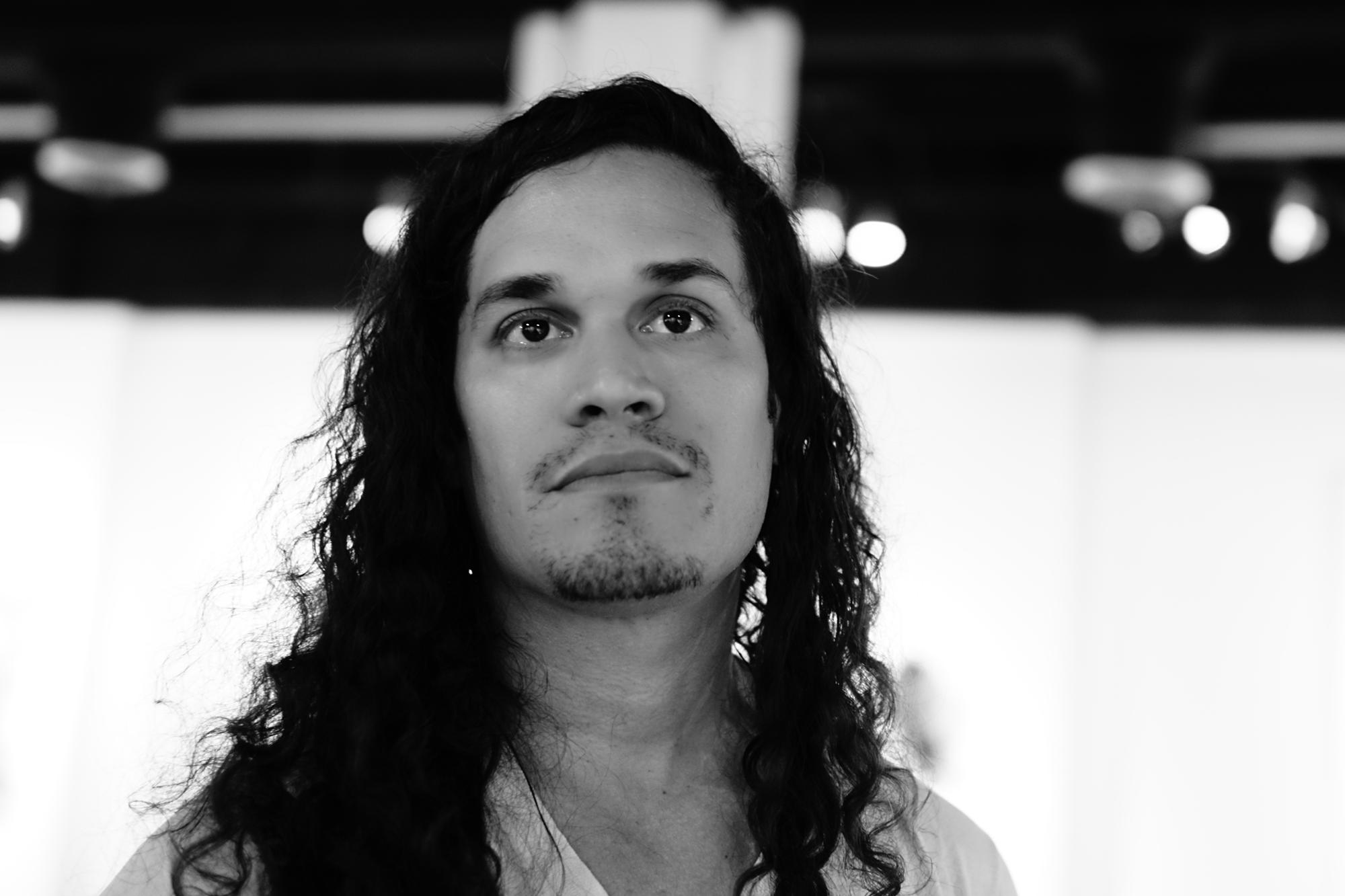 Eddie Arroyo Artist Talk