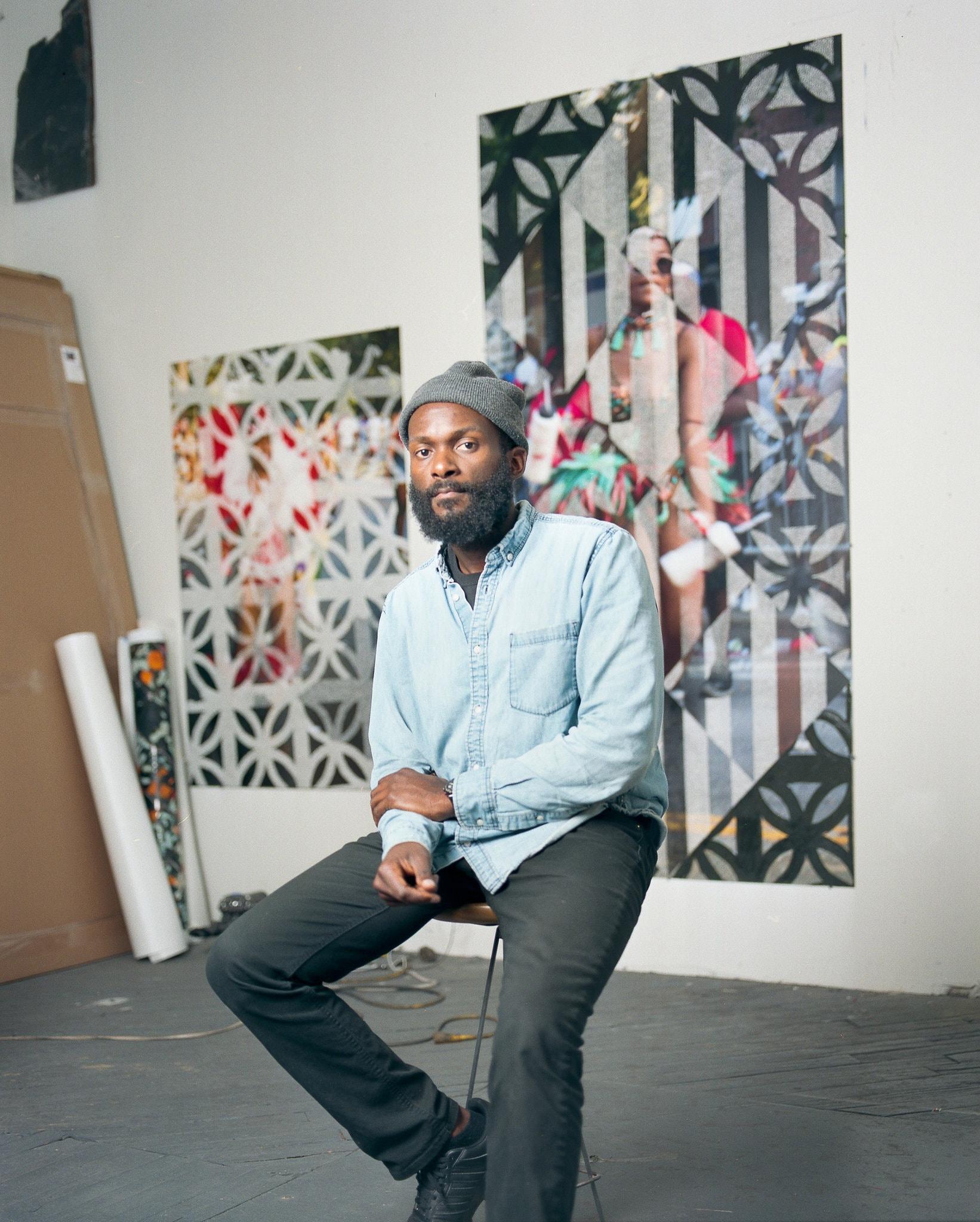 Paul Anthony Smith Artist Talk